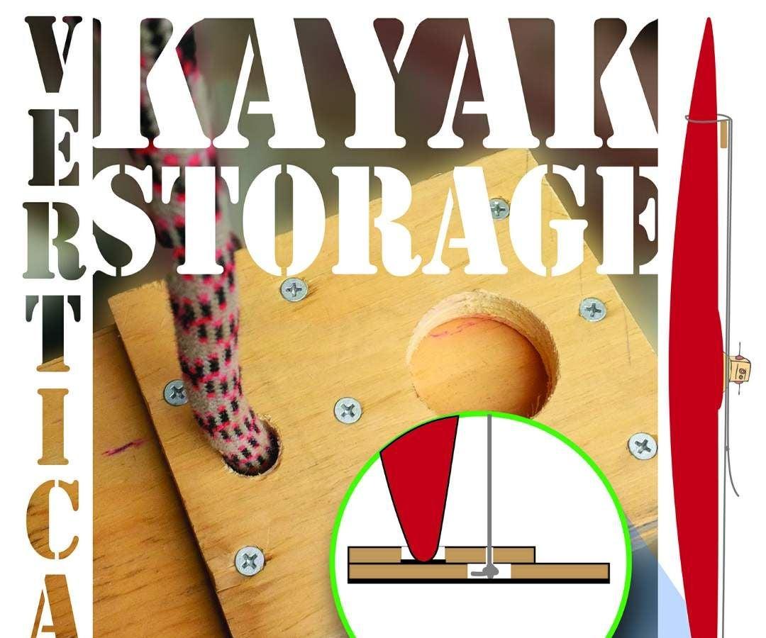 42+ Upright Kayak Storage Ideas Background
