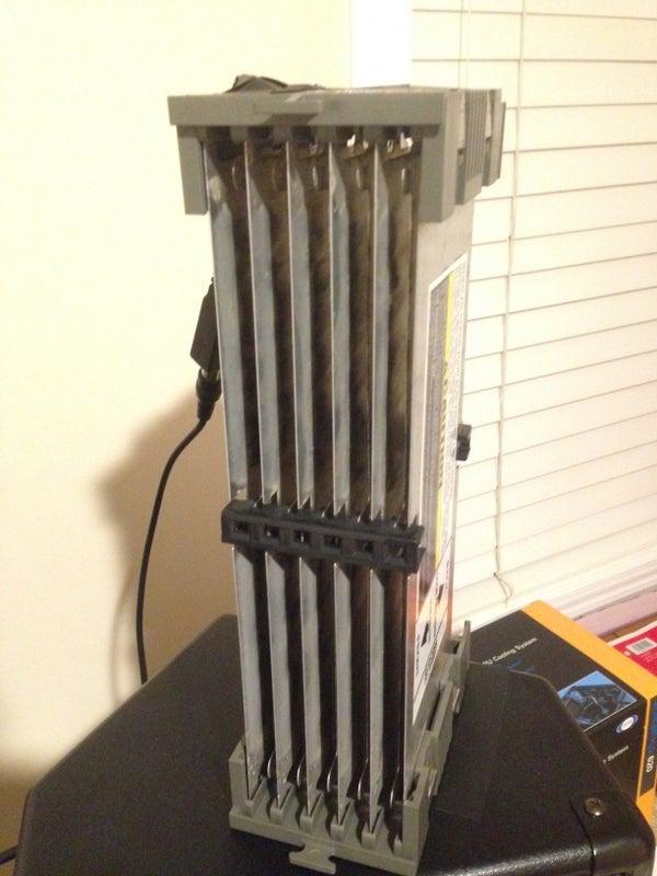 Way Powerful DIY Stainless Steel HDTV Antenna