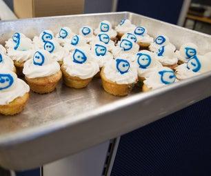 DIY Sphero Cupcakes