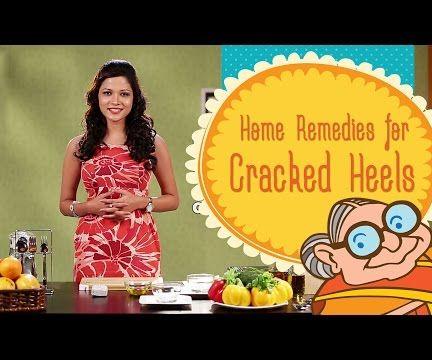 Cracks & Cracked Heels - Ayurvedic Home Remedies for Dry Damaged Feet