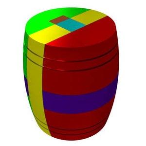 Barrel Puzzle 3D Print