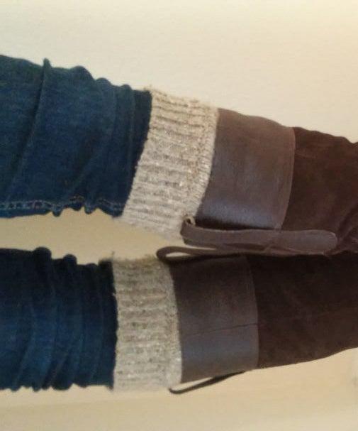 Leg Warmer for Boots