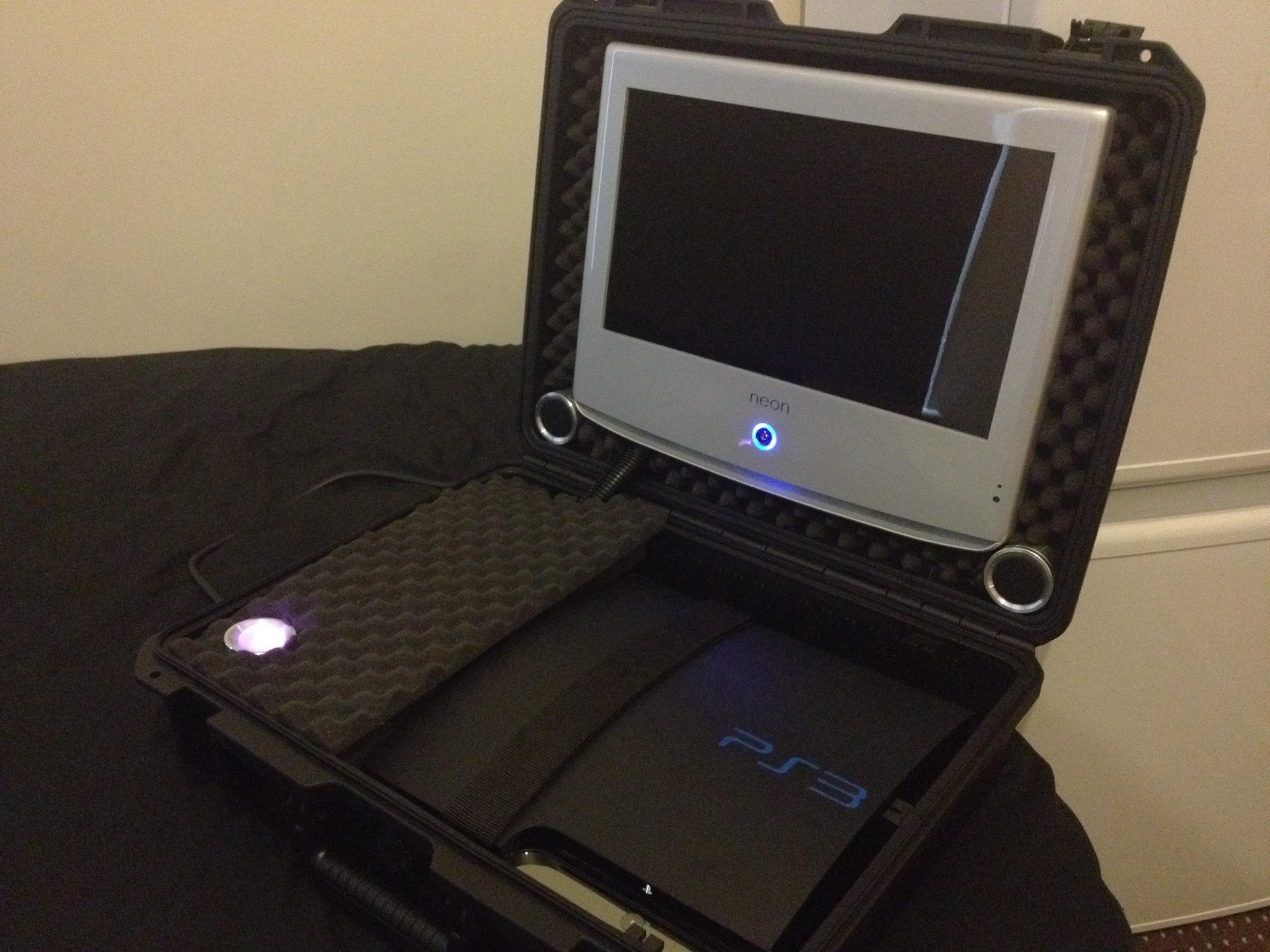 Portable Playstation 3