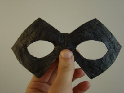 The Comedian: Mask
