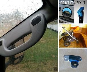 3D Printable Brand Parts