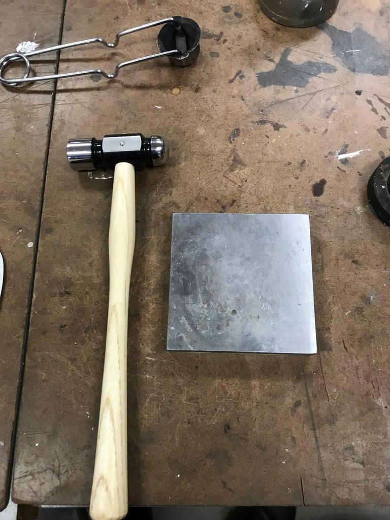 Tools, Materials, Set Up
