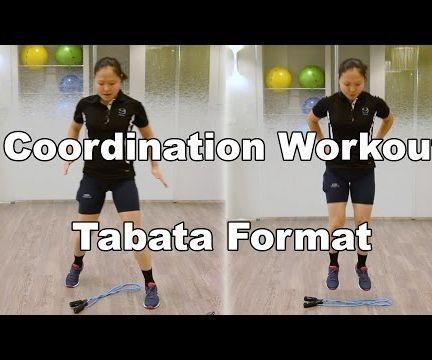 Tabata Coordination Training - Great for Prep Work