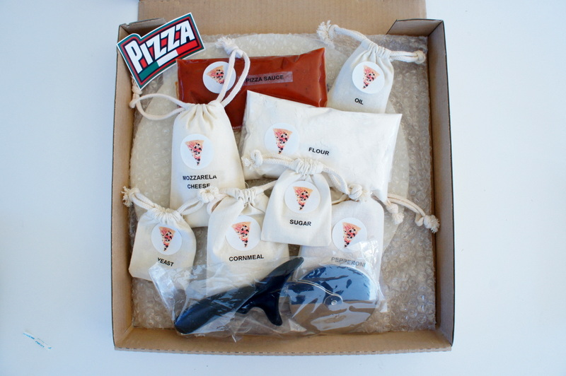 Make Your Own Pizza Kit