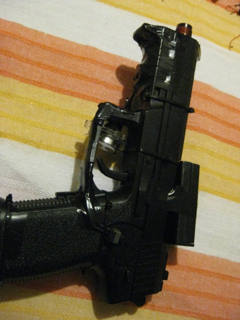 MIB Neuralizer Gun