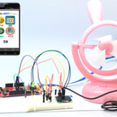REST Platform with Android App for IoT device