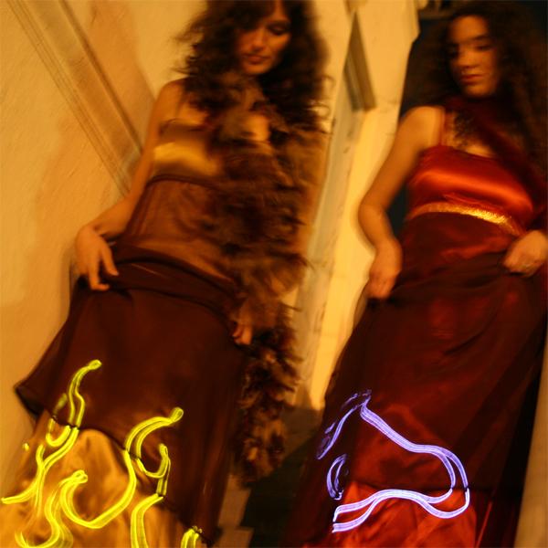 Fire Skirt!