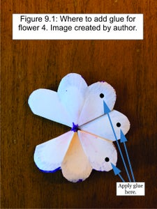 Add the 4th Flower to the Bouquet.