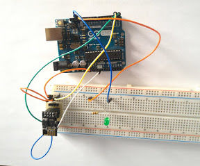 Blynk and module ESP8266 with Arduino UNO