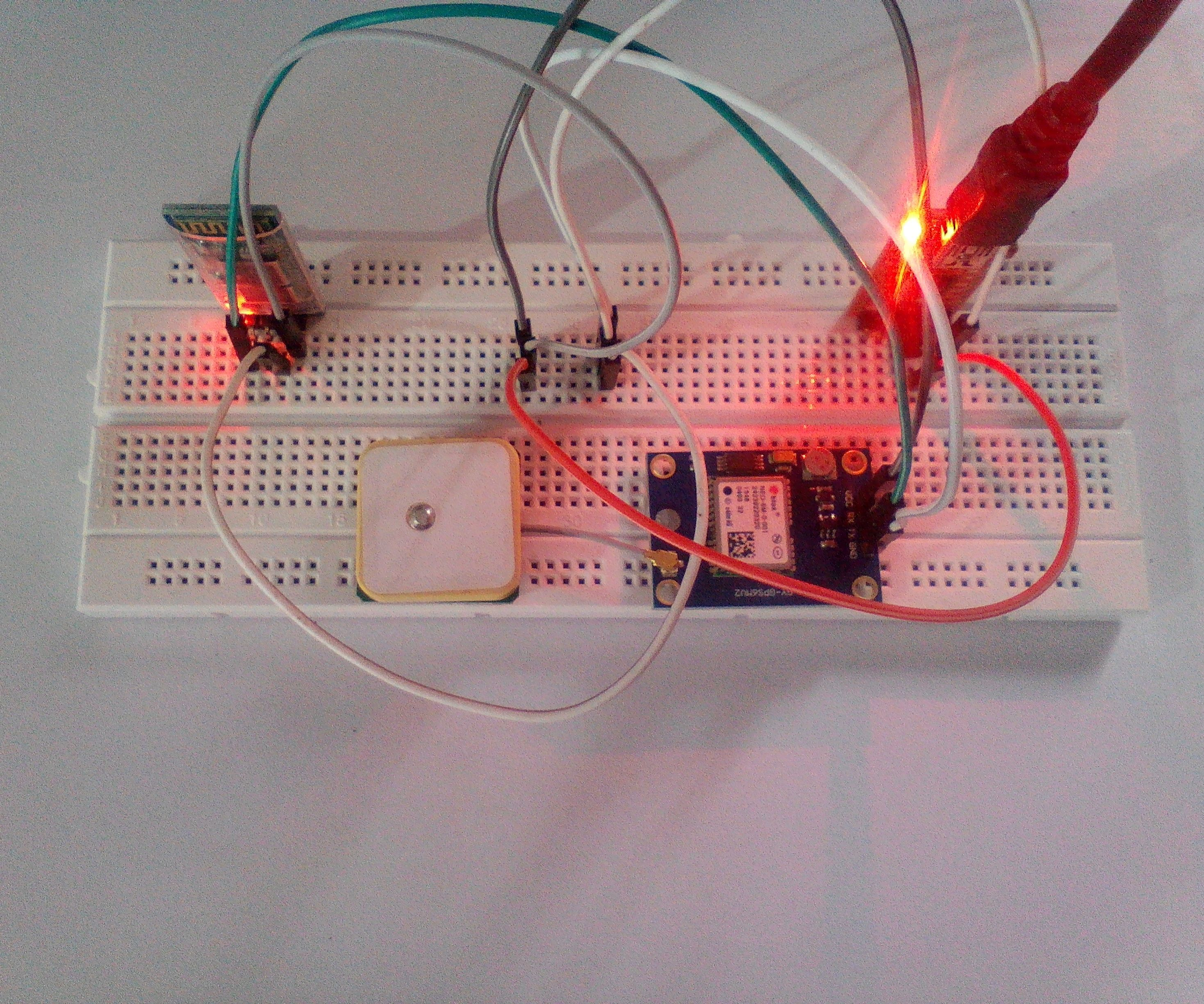 GPS TRACKER WITH NO PROGRAMMING