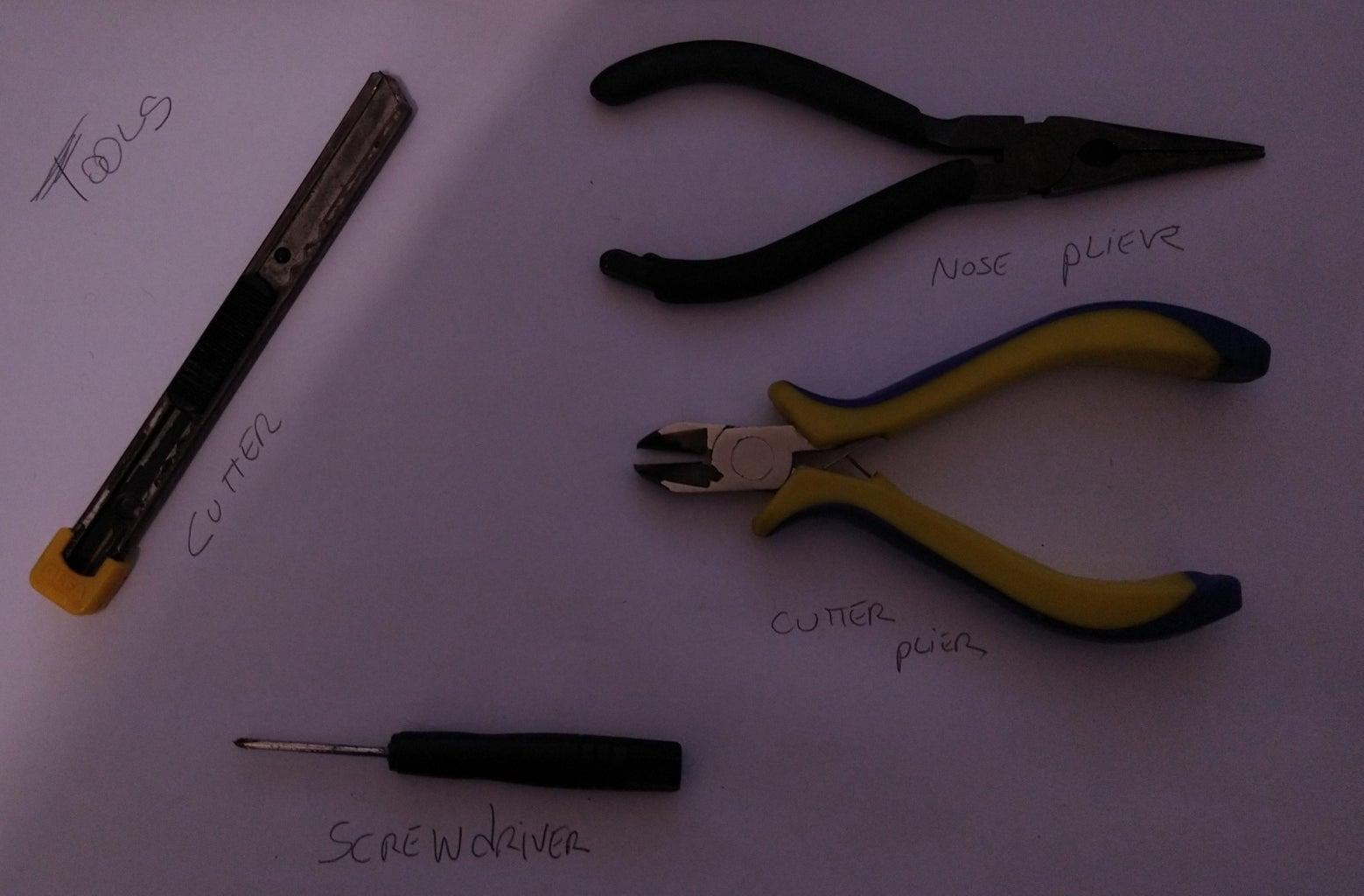 Bill of Materials & Tools