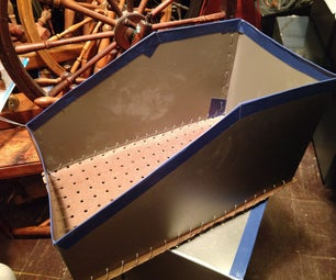 Nesting Box for Rabbits or Chickens