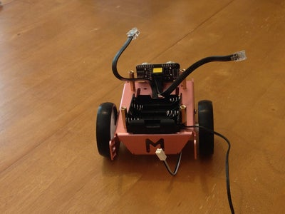 MBot: Battery Pack