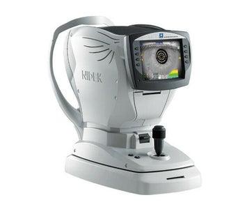 Step 3: the AR Test: Taking a Photo of the Cornea