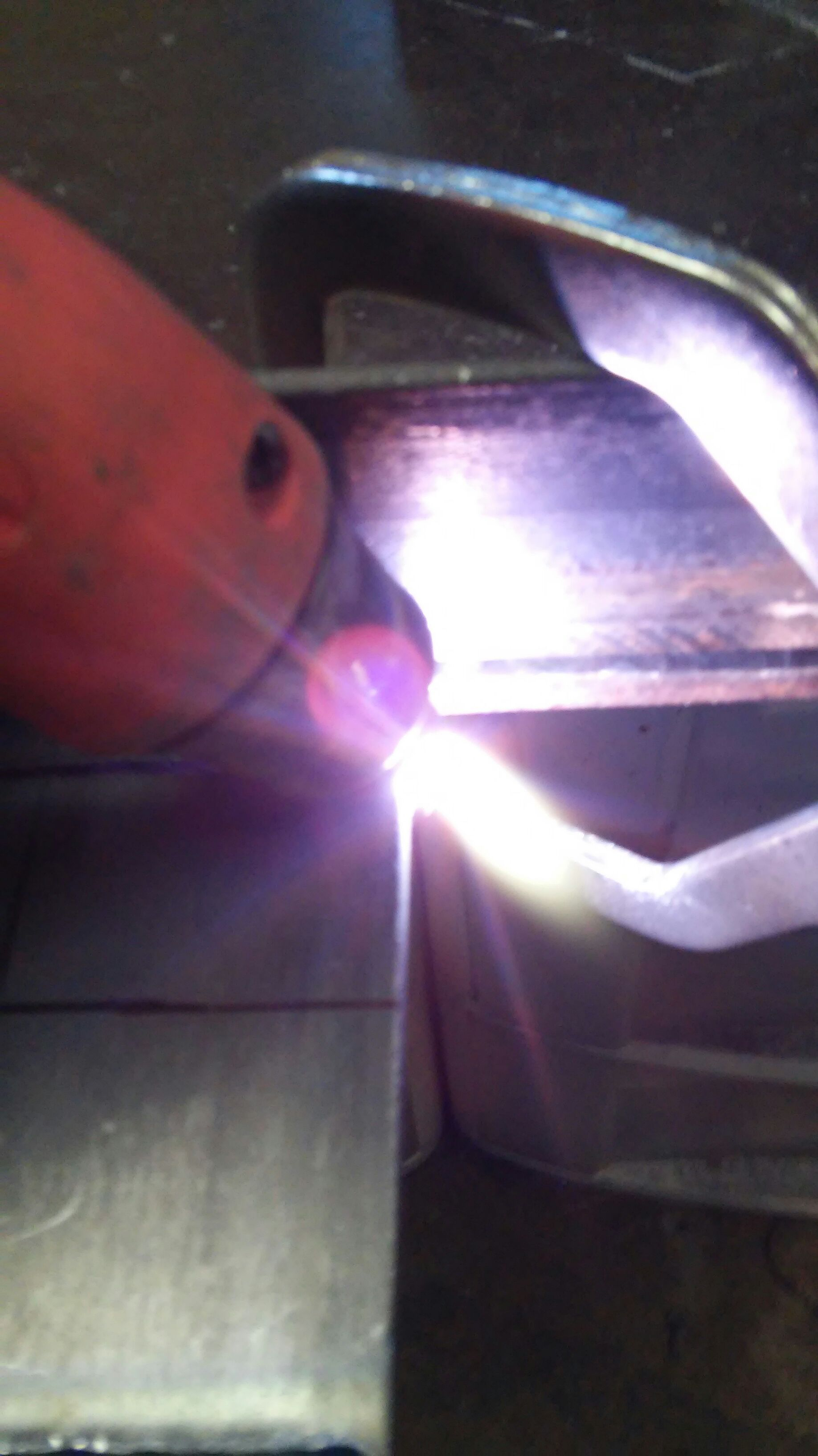 Cutting metal with a Plasma Torch ( with accuracy)