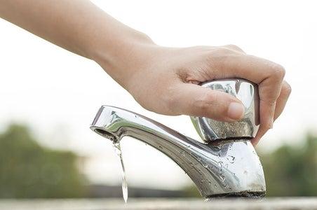 Turn Off Water