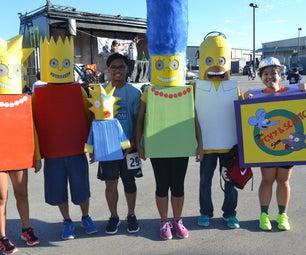 The Lego Simpsons!