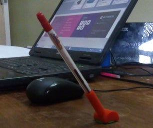 Simple Pen Holder