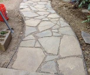 Garden Walk Reconstitution