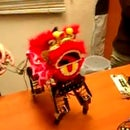 Animatronics: Lion Dance