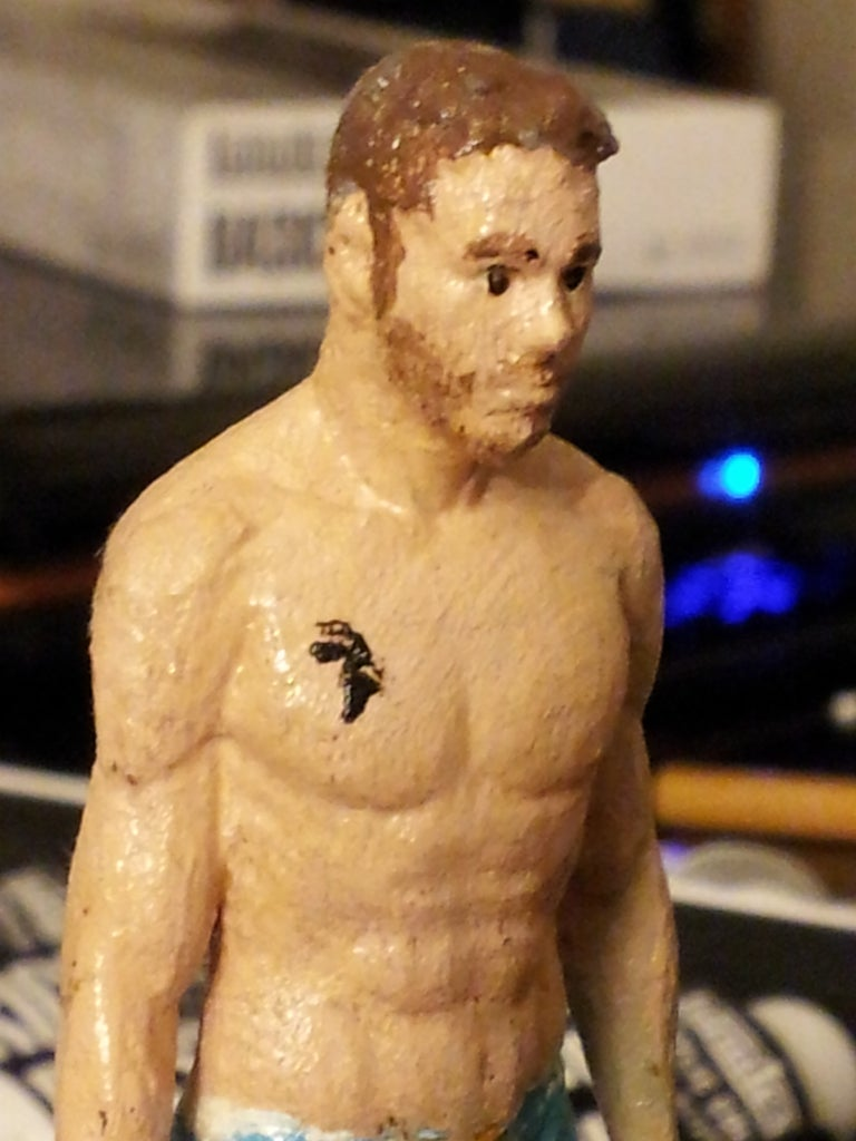 Turn Yourself Into a 3D Printed Action Figure