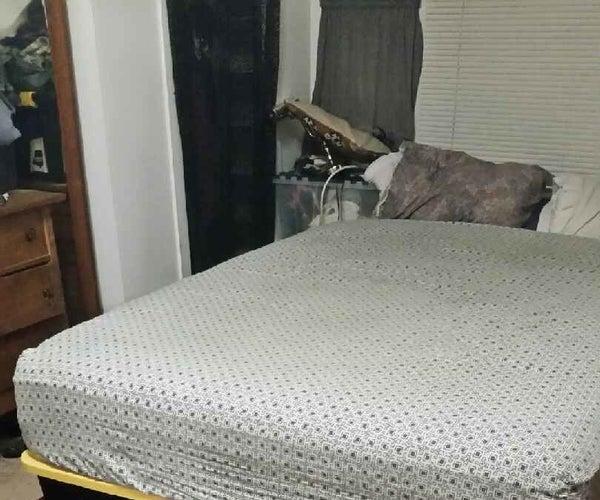Po Boy's 2 Step Storage Bed