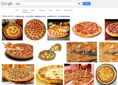 Google Image Search and Photoshop