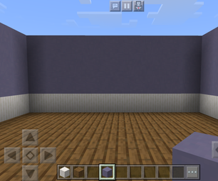 Decorating a Living Room in Minecraft