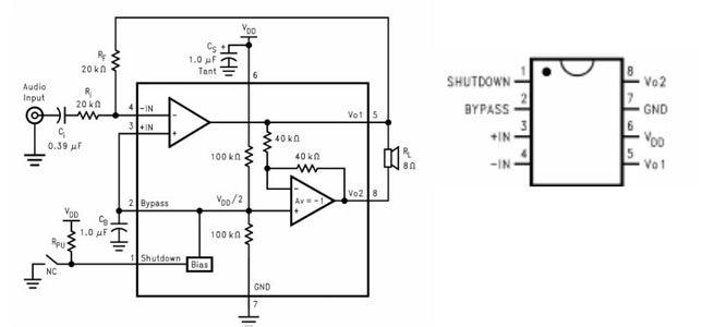 Audio Amplifier 1