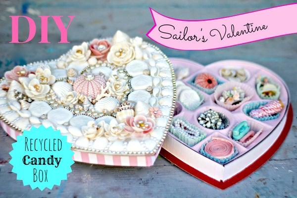 DIY Sailor's Valentine
