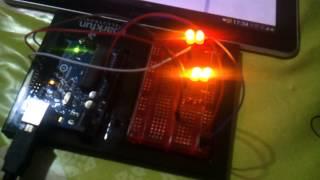 DIY Facebook Notifier With Arduino - Arduino Facebook Notifier (v.0.1.1) - Open Source Project