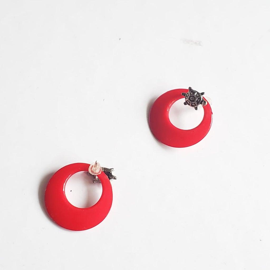 (Earrings) Wrap Around the Earring
