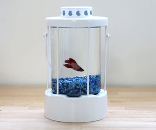 Lantern Fishbowl