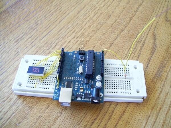Arduino EMF (Electromagnetic Field) Detector