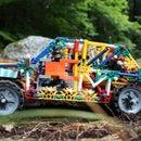 knex rally car