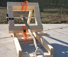 The Skein of Pain - AKA Mangonel - Torsion Catapult