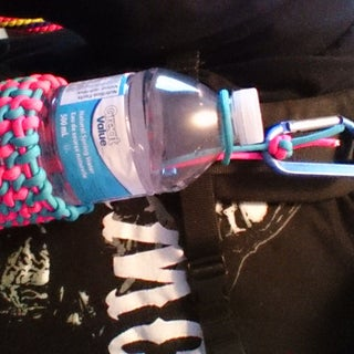 Multi-Color Paracord Can Koozie