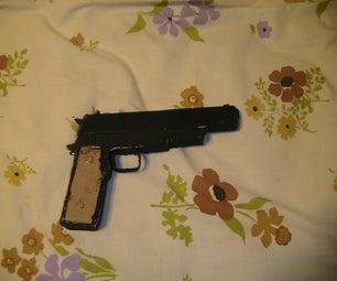 Colt M1911 Cardboard