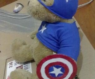Avengers Series 2: Bear America