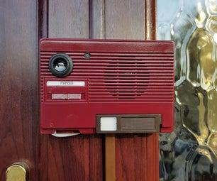 1986 Raspberry Pi Video Doorbell
