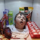 Head in a Freezer