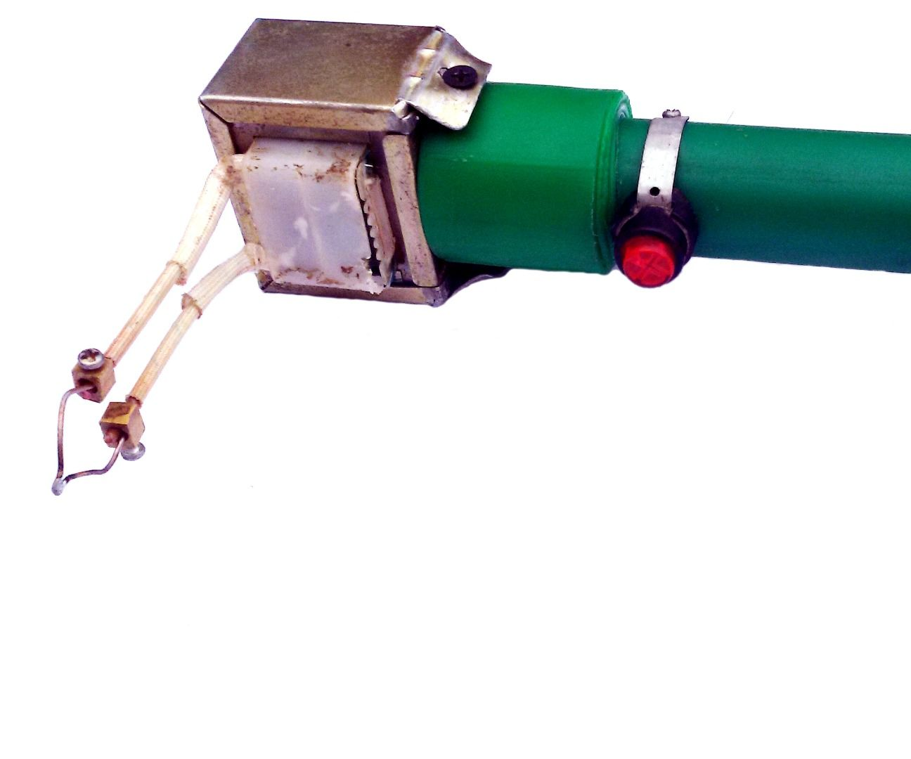 How to build Cheap and Trusty Soldering gun out of old transformer