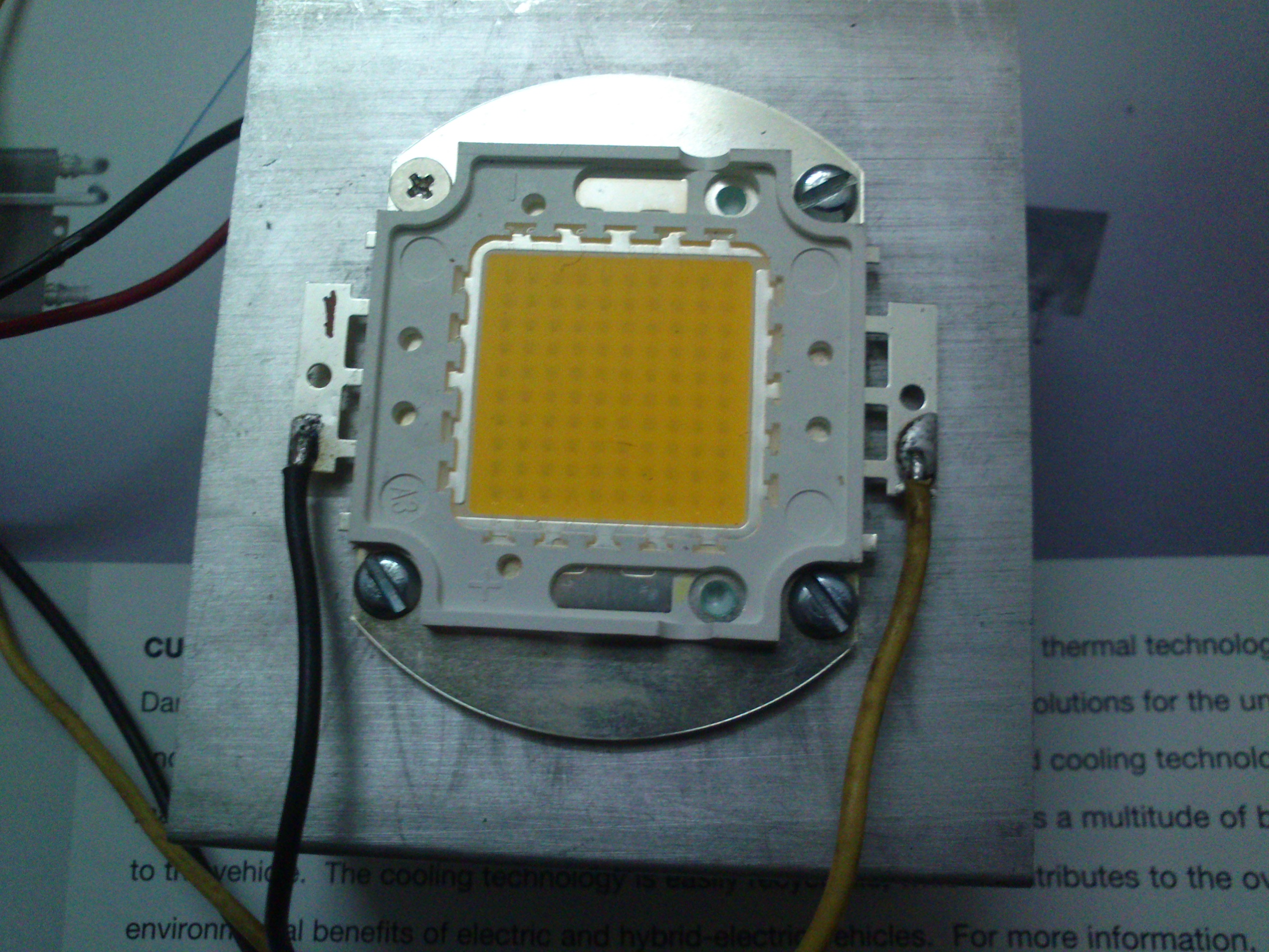 100W LED