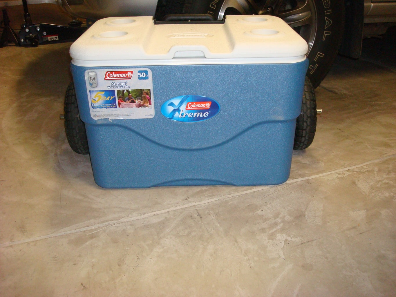 Finished Cooler Photos
