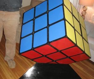 Rubik's Cube of Unusual Size