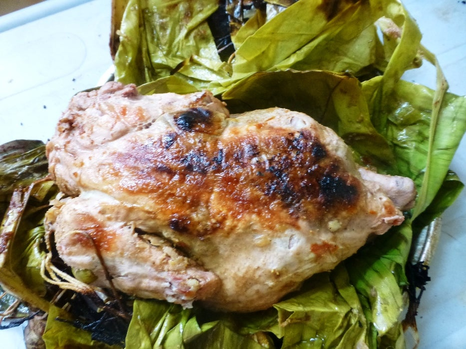 Beggar's Chicken a Free Recipe by Robert A. Heinlein from Instructables!